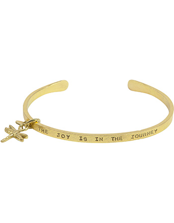 Armband Goud Pure Dragonfly from watMooi