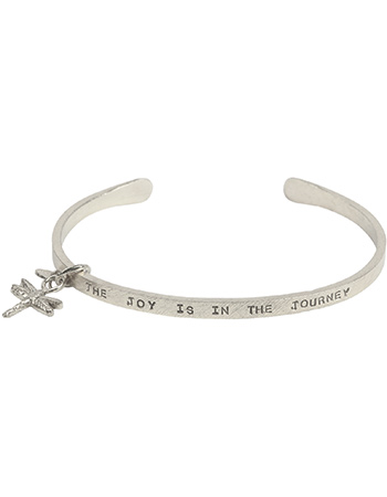 Armband Zilver Pure Dragonfly from watMooi