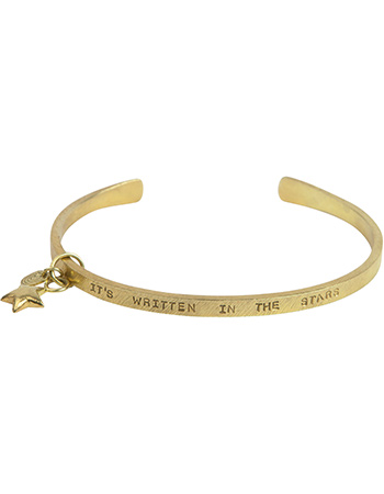 Armband Pure Star Gold from watMooi