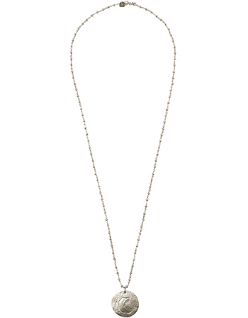 Ketting Zilver Melody Moon from watMooi