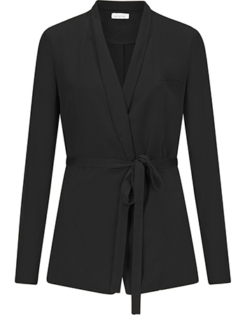 Jacket Blazer Glenna Black