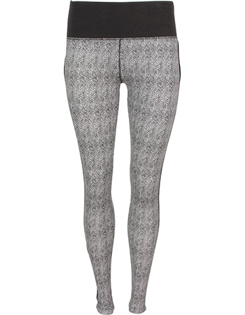 Legging Flow With It Herringbone