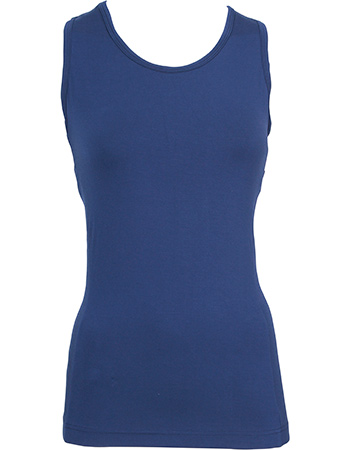 Racerback Carrie Bamboe Blue Classic from watMooi