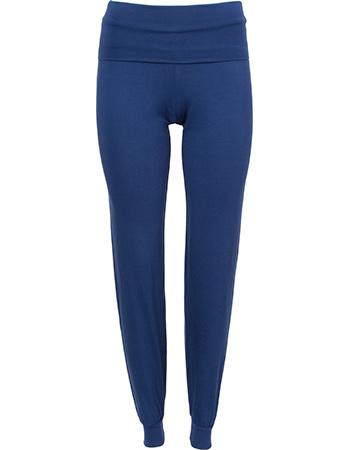 Yoga Broek Alice Bamboe Blue Classic