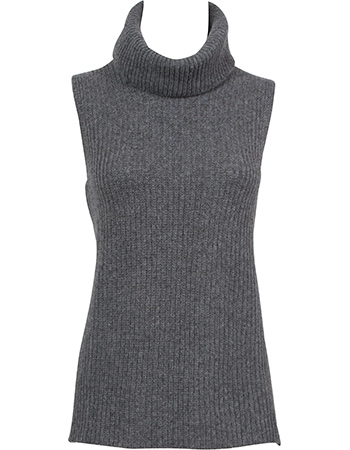 Pullover Coll Wol Elsa Grey from watMooi