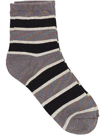 Sokken Dory Stripe Black from watMooi