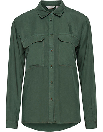 Blouse Byjovie Jungle Green