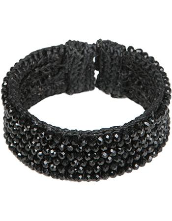 Armband Rock Zwart from watMooi