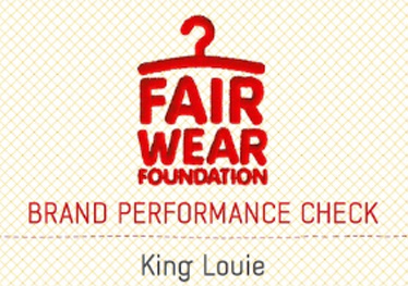 king Louie Fair Wear