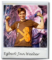 Egbert-Jan Weeber, Monkey Business, HUG ME