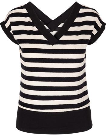 Shirt Lisa Flamenco Black from watMooi