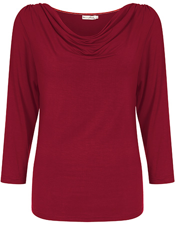 Longsleeve Maris Red from watMooi