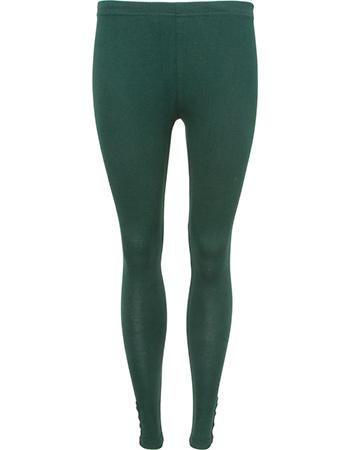 Legging Lucky Dark Green from watMooi