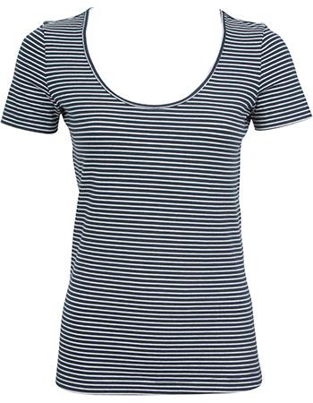 Shirt Elle Ronde Hals Breton Stripe from watMooi