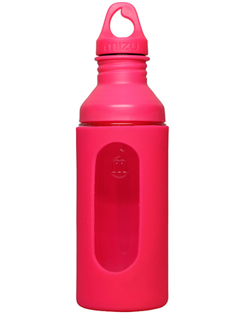 Waterfles G7 Glas Roze 700 ml