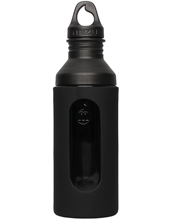 Waterfles G7 Glas Zwart 700 ml