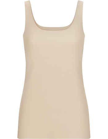 Tanktop Invisible Deep Rose Nude