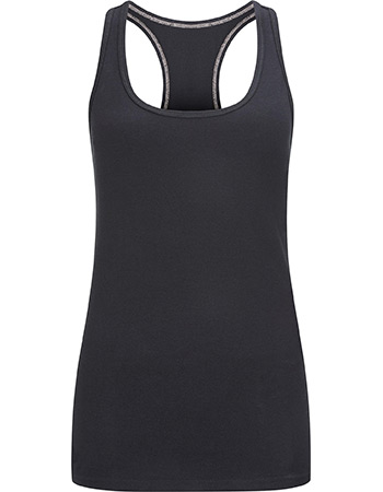 Yoga Tanktop Alice Black