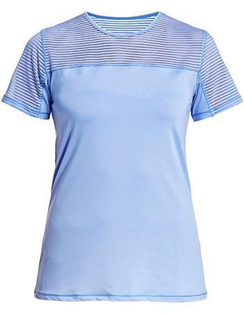 Sport Shirt Miko Blue Shell from watMooi