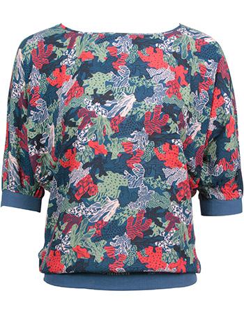 Shirt Vleermuis Iver Jungle from watMooi