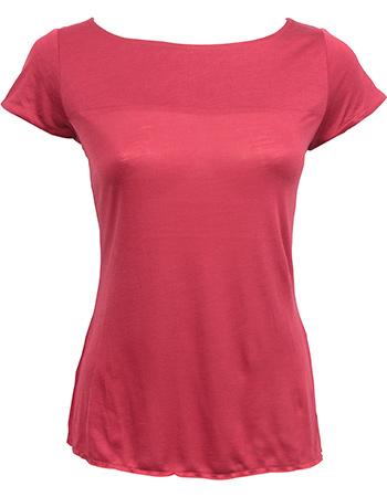 T-shirt Ekala Red from watMooi