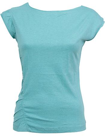T-shirt Hamaika Zeegroen from watMooi
