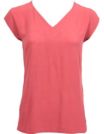 T-shirt Loiate Red from watMooi