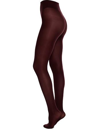 Panty Olivia Bordeaux 60 Denier from watMooi