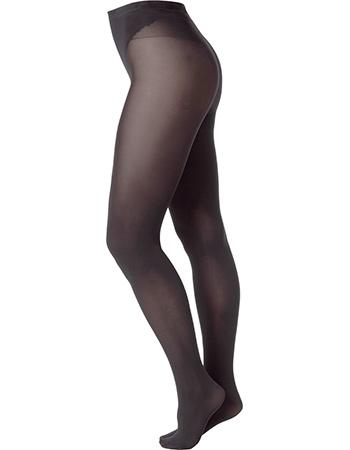 Panty Elin Sheer Tights Zwart 20 Denier from watMooi
