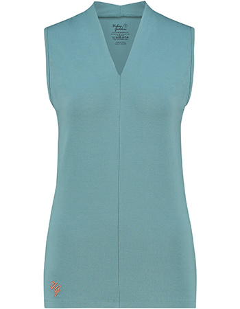 Yoga Top Mudra Bali Blue