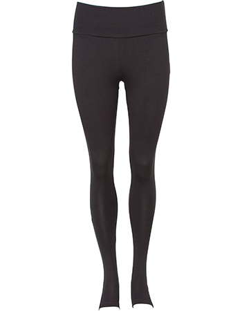 Yoga Legging Stay Down Zwart