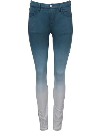 Eco Jeans Lynn Dip Dye