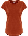 T-shirt Pamila Dark Copper